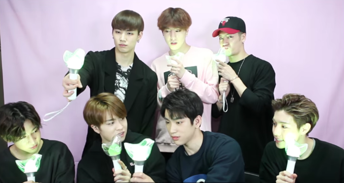 Got7 lightstick