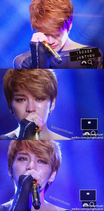JYJ Jaejoong the beginning of the end concert