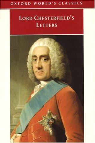 lord chesterfield book