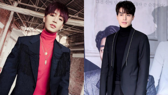 NCT 127 Taeil, Lee Dong Wook