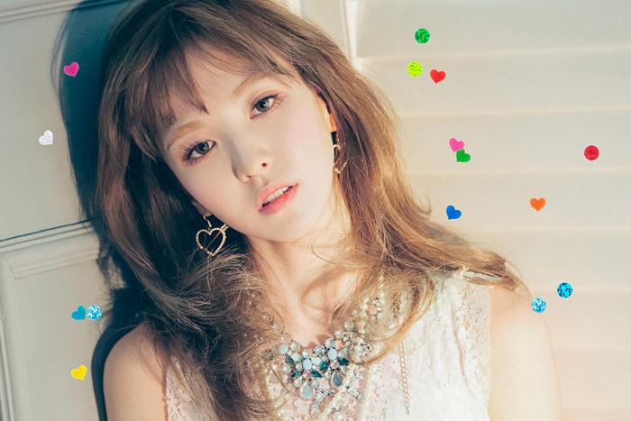 Red Velvet Russian Roulette Teaser Wendy
