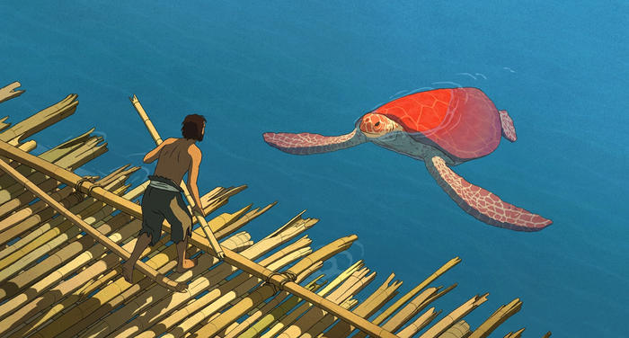 Red Turtle trailer