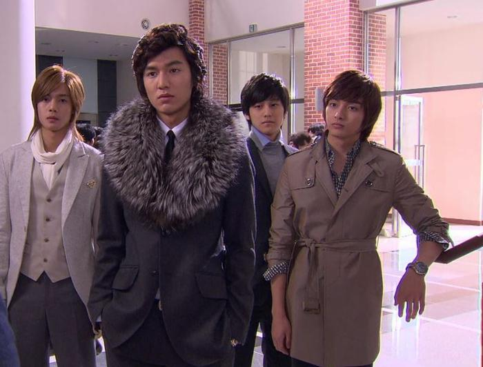 Boys over flowers rich kids