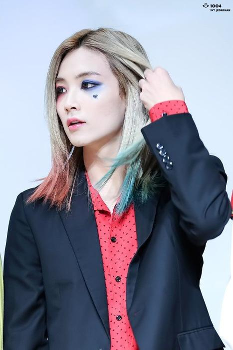 Poll Which K Pop Star Rocked The Harley Quinn Look Sbs