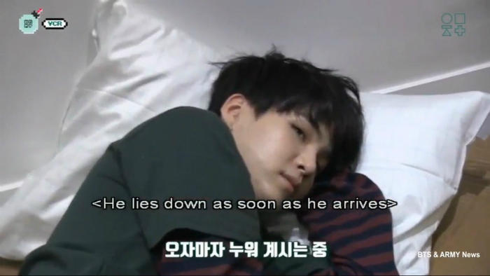 How Many Hours Does Bts Sleep