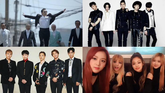 Image result for yg entertainment artists