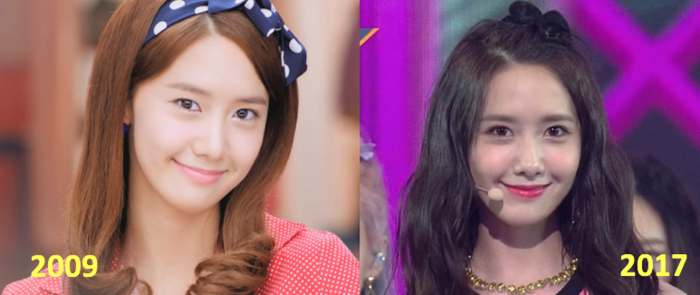 yoona with year