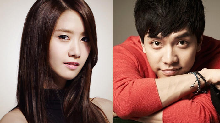 Yoona and lee seung gi confirmed hookup