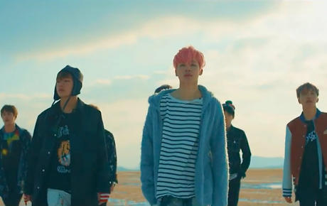"""BTS' """"Spring Day"""" breaks another chart record because it's THAT song"""