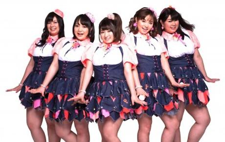 "New ""plus-sized"" J-pop girl gr..."