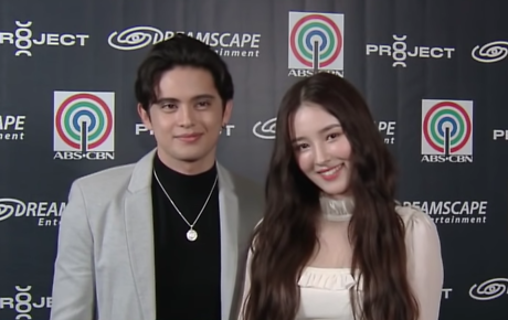 MOMOLAND's Nancy & James Reid pair up in a new Filipino drama