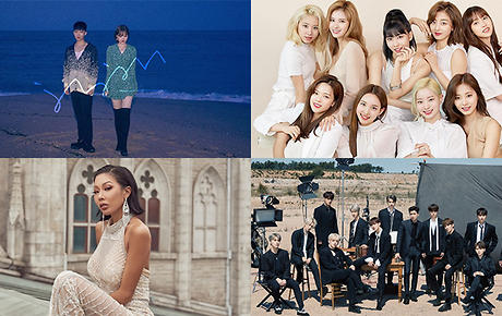September K-pop comebacks and debuts to anticipate