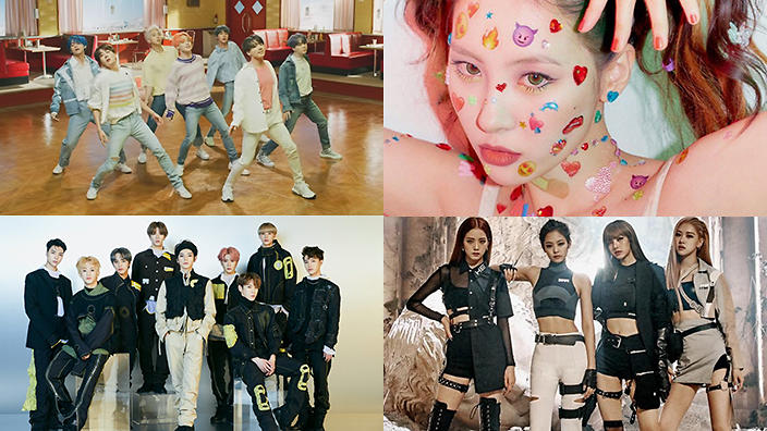 17 K-pop Song of the Year contenders for 2019 so far | SBS PopAsia