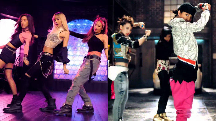 VIDEO: This Black Pink & 2NE1 mashup is absolutely epic