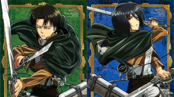Attack on Titan SPOILERS: Levi's last name is WHAT?! | SBS