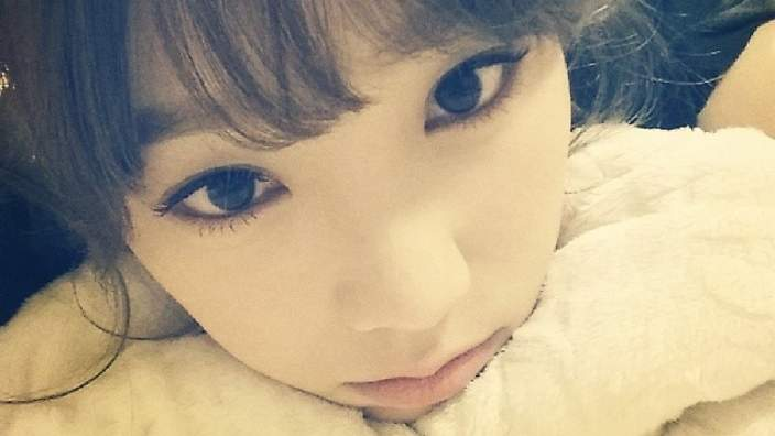 Girls' Generation's Taeyeon apologises for her ...
