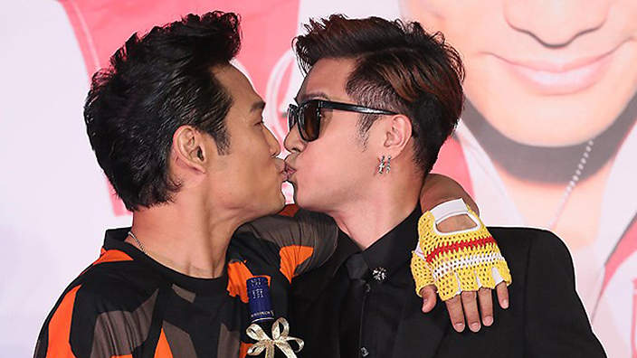Show Luo's TOP 10 most intimate moments in history | SBS ...