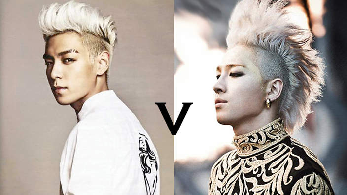 Who Did It Better Top Vs Taeyang Sbs Popasia