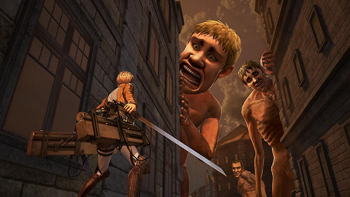 Attack on Titan' gets a video game sequel | SBS PopAsia