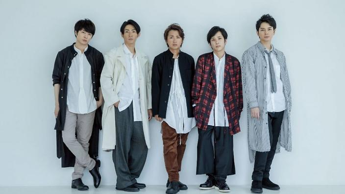 Arashi set new record with 20th anniversary album | SBS PopAsia
