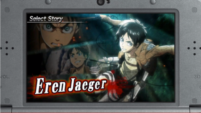 Attack on Titan 3DS game to get a Western release | SBS ...