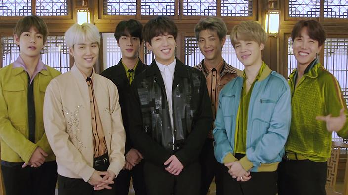 BTS talk gay rights, mental health and success in Billboard