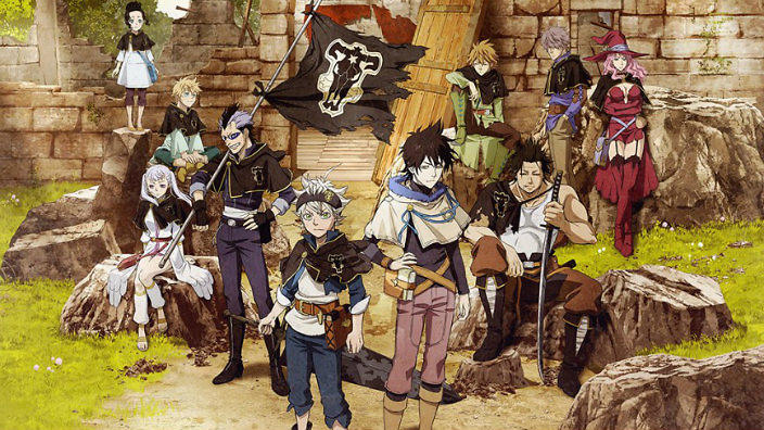 First impressions of the new Black Clover anime (hint