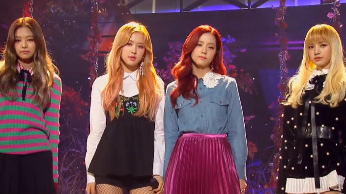 Black Pink hit it big on the Billboard charts + new 'Whistle