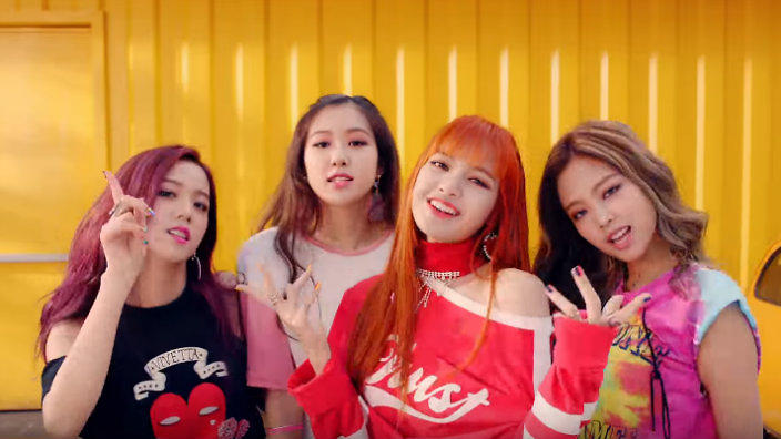 Black Pink Shatters The K Pop Mv Youtube Record For 10