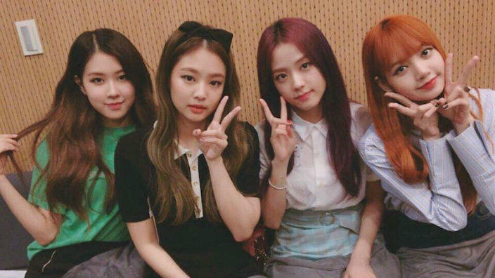 black pink u0026 39 s initial group name was weird