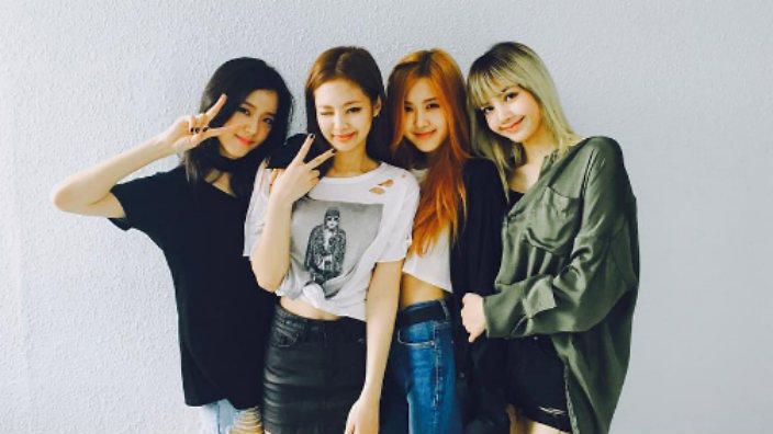 Black Pink Share First Personal Goofy Instagram Posts Sbs