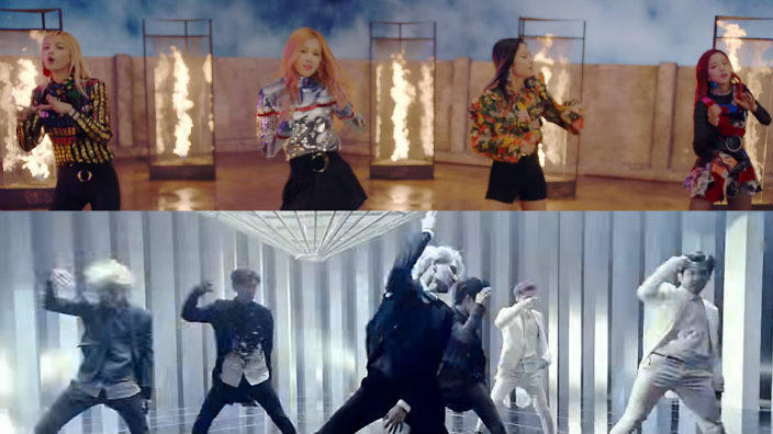 VIDEO: This Black Pink & EXO mashup is absolutely epic | SBS PopAsia
