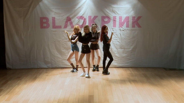 Video Black Pink Drop A Dance Practice Video For Playing