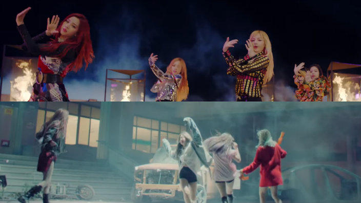 VIDEO: Black Pink are back with their new 'Playing With Fire