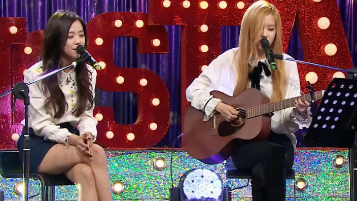 Black Pink's Jisoo and Rosé cover Justin Bieber's 'Love