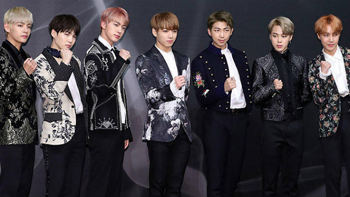Bts Makes History On The Official Uk Album Charts Sbs