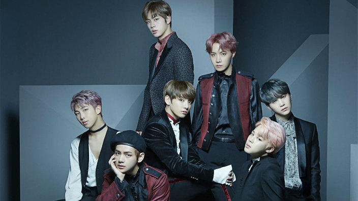 BTS set new record on Japan's Oricon Weekly Chart | SBS PopAsia