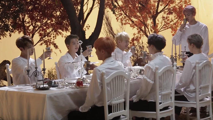 VIDEO: BTS drop making-of video for their 'Blood, Sweat