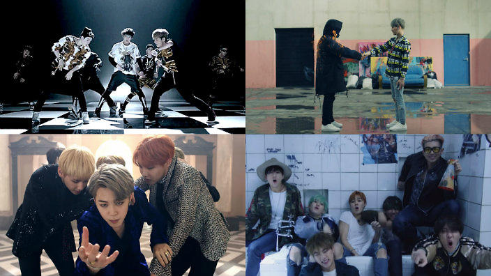 POLL: What is your favourite BTS MV? | SBS PopAsia