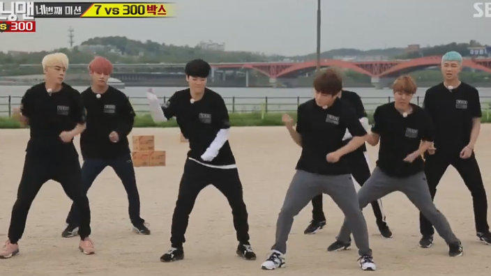VIDEO: 'Running Man' 300th Episode BTS cut [ENGLISH SUBS] | SBS PopAsia