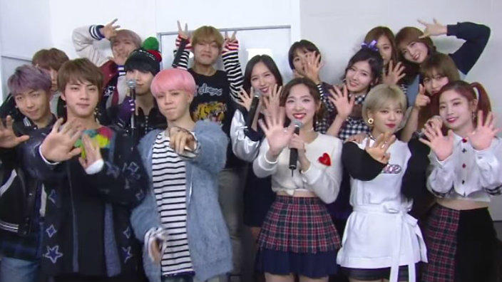 Bts And Twice Will Be At Both Days Of The Golden Disc Awards Sbs Popasia