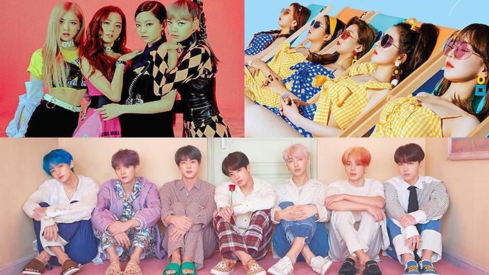 Here's what BTS, BLACKPINK and Red Velvet won at the 2019 Teen