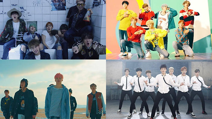 Vote Which Bts Comeback Has Been The Best So Far Sbs Popasia