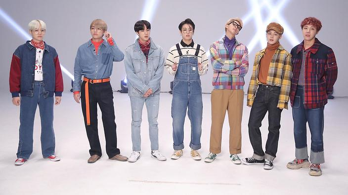 Quiz Can You Guess The Bts Member By Their Clothes Sbs