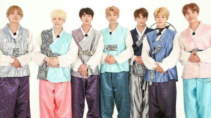 11 times BTS rocked traditional Korean clothing