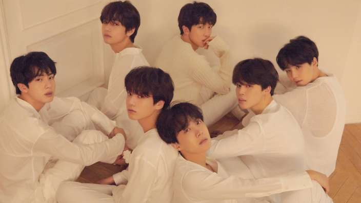 Bts Are Stunning In New Love Yourself Tear Concept Images Sbs