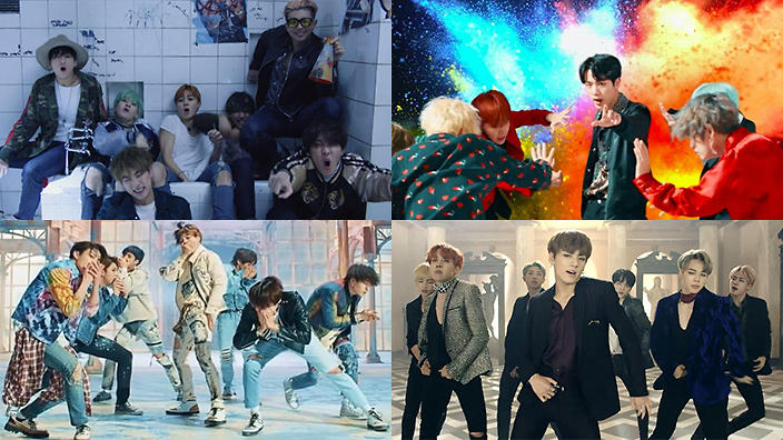 The 10 most played BTS songs on Spotify | SBS PopAsia