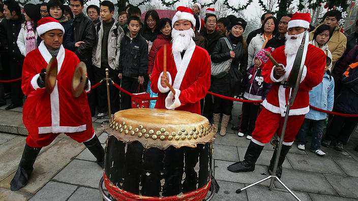 How do different Asian countries celebrate Christmas?  SBS PopAsia
