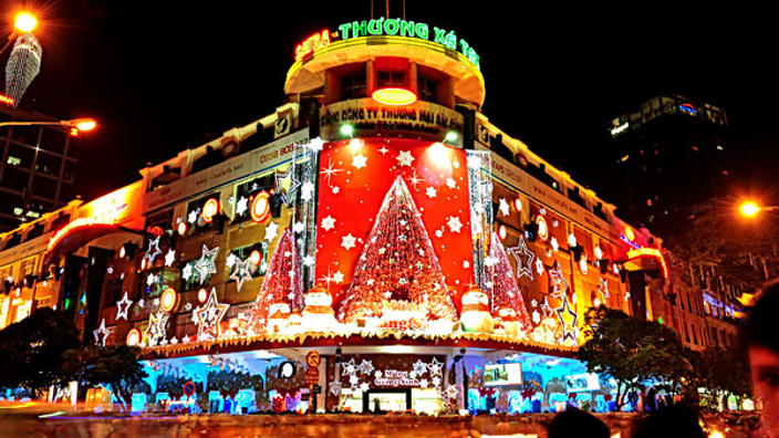 christmas in vietnam - What Countries Celebrate Christmas