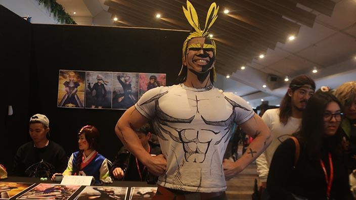 The Best Cosplay From Smash 2017 Sbs Popasia